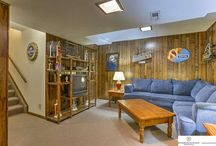 Mancave Haven / Every man's favorite room to be in when it's game time!