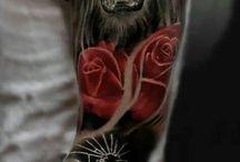 Tatuagens modernas