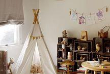 Boys room decor ideas