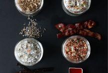 Salty Dog / Flavored salts, seasonings etc.