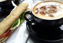 Coffee Break / Time to take a break and enjoy the best in coffee.