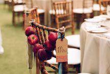Wedding Style: School Inspired