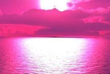 τοπίο ροζ