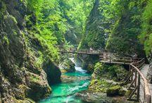 Slovenia rafting t(r)ips