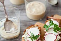 CSA recipes - radishes
