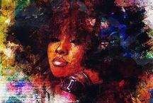 Art Soul Glow / Art that touches our soul, pinned by Carbon-AR
