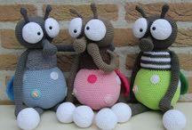 DIY - crochet - stip en haak