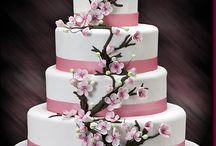 cakes / by Judie Teasel