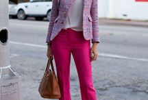 Work outfits / by Lindsay E