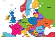 Europa / Wissenswertes über Europa