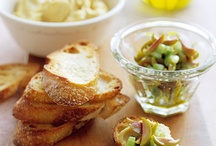 Party Appetizers! / Delicious appetizers that are perfect before any meal.