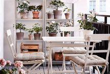 Home Decoration – balcony