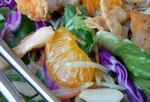 Salads / by Erin Hine