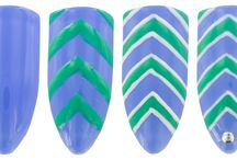 Bio Sculpture Nail Art! / A collection of creative step-by-step nail art tutorials and inspirational tips using Bio Sculpture Gel.