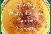 3healthy ways to use canned pumpkin