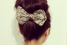 Cute hairstyles <3