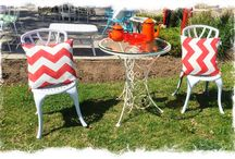 Outdoors at Greystone Fine Furniture