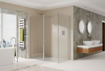 Wet Room Shower Screens / A range of wet room shower screens from leading manufacturers including Kudos, Sommer & Impey.