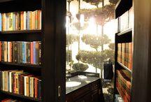 Design bibliothèque de la maison