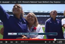 Feel Good Movie Clip of the Day! #SoccerMom / The U.S. Women's National Soccer Team got the surprise of their life on Sunday. This is definitely the feel good movie clip of the day!! #SoccerMom @FoxSoccer http://bit.ly/1Pge18T