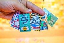 BRAG TAGS / Brag tags are a classroom incentive system that are used to encourage, promote, and celebrate positive behavior.