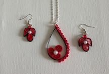 Quilled Jewelery