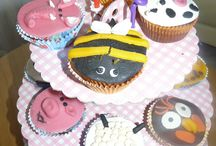 Les cups cake  animaux
