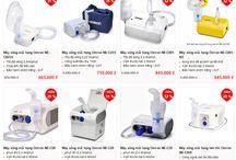 Máy xông mũi họng hay còn gọi là máy xông khí dung, máy xông tinh dầu / Những loại Máy xông mũi họng này có đặc điểm: Thiết kế nhỏ gọn nên rất tiện lợi khi mang đi xa, dễ sử dụng,