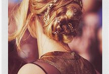 Wedding Hair and Accessories Board / Inspiration for my up and coming Wedding in July 2013 - Midsummer Nights Dream