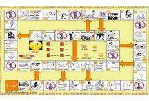 Spiele zum Fremdsprache lernen A2