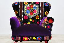 Home Decorating and Furniture Ideas / by Clair Stockdale