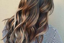 hair foil colors