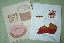 donuts coffee coffee coffee donuts / by kimberly AH