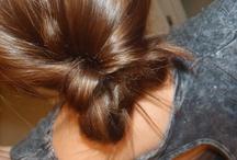 Hair& Makeup. / by Violet Stoudt