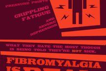 Fibromyalgie / Soms wordt je er wanhopig van.