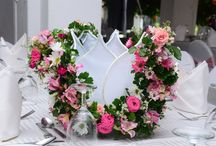 'Leaves & Petals' - Wedding Decor / 'Leaves & Petals' is our very own in house florist, adding a whimsical touch to your beautiful moments; the way you want it exactly to be.