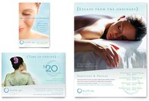 Day spa flyer