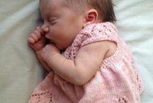 Вязанье спицами для малышей