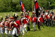 War of 1812 in Ontario / All the Ontario celebrations of the 200 year anniversary of the famed War of 1812. Check here for all the amazing bicentennial events!