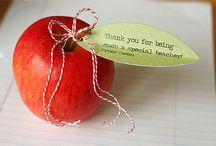 Teacher appreciation ideas / by Ashley Gaddy