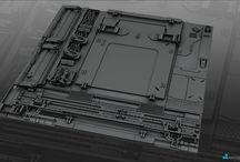 Game Art - Textures - Sci-Fi