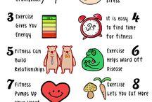 Fitness / by Christina Reece