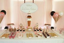 Cakes & Dessert Tables