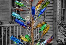 Bottle Trees