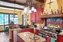 JH Southwest Kitchen makeover ideas