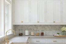 Kitchens / Dreaming of your ideal kitchen? Do you want beauty and function in your kitchen? Find inspiration here!