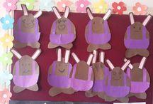Easter bunny craft ideas