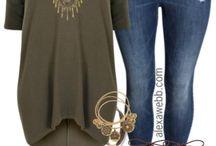 ideas outfits pluzsize