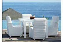 Skyline Design Furniture / Skyline Designs range of outdoor furniture is the best of its kind, and they guarantee that you will NOT find the same high level of quality anywhere else!