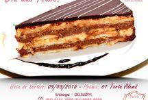 Promoções e Sorteios Tia Simone Tortas Finas / Tia Simone | Tortas Finas As Tortas da Tia Simone, vem oferecendo aos seus clientes os produtos da mais alta qualidade e com um sabor inigualável. Visite a nossa loja! http://www.tiasimonetortasfinas.com.br